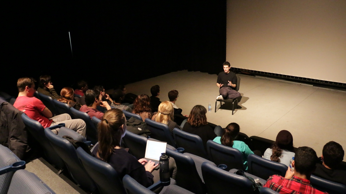 Writer/Director of Oscar-Winner, Whiplash Visits TCNJ